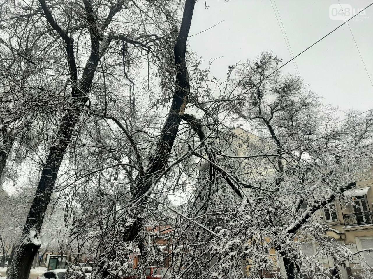 Последствия непогоды в Одессе, - ФОТОРЕПОРТАЖ, фото-2222
