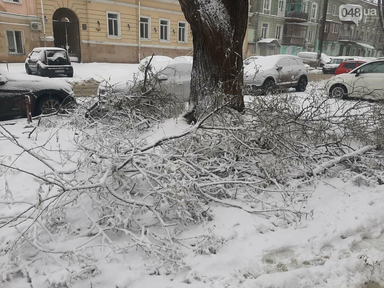 Последствия непогоды в Одессе, - ФОТОРЕПОРТАЖ, фото-2424
