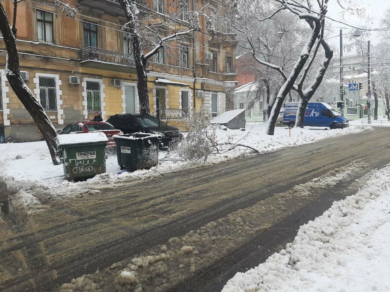 Последствия непогоды в Одессе, - ФОТОРЕПОРТАЖ, фото-1717