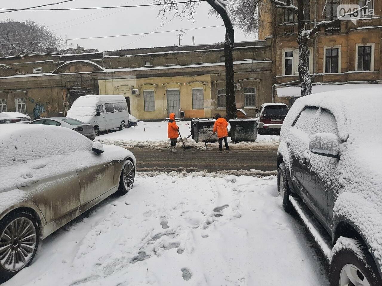 Последствия непогоды в Одессе, - ФОТОРЕПОРТАЖ, фото-77