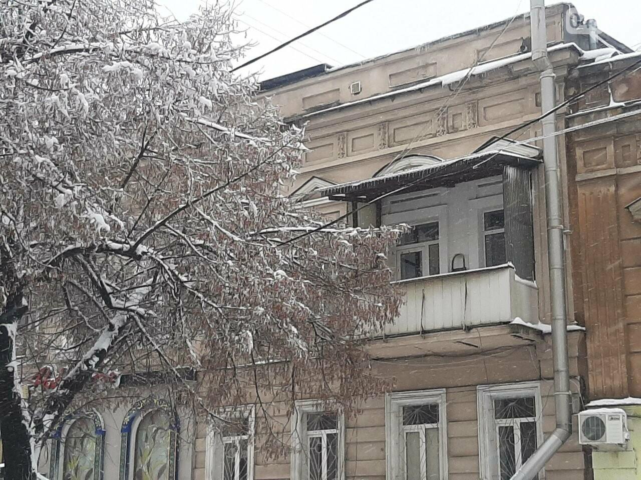 Последствия непогоды в Одессе, - ФОТОРЕПОРТАЖ, фото-1515