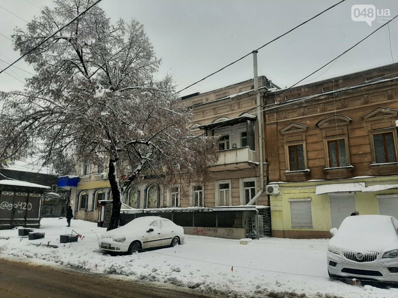 Последствия непогоды в Одессе, - ФОТОРЕПОРТАЖ, фото-1414