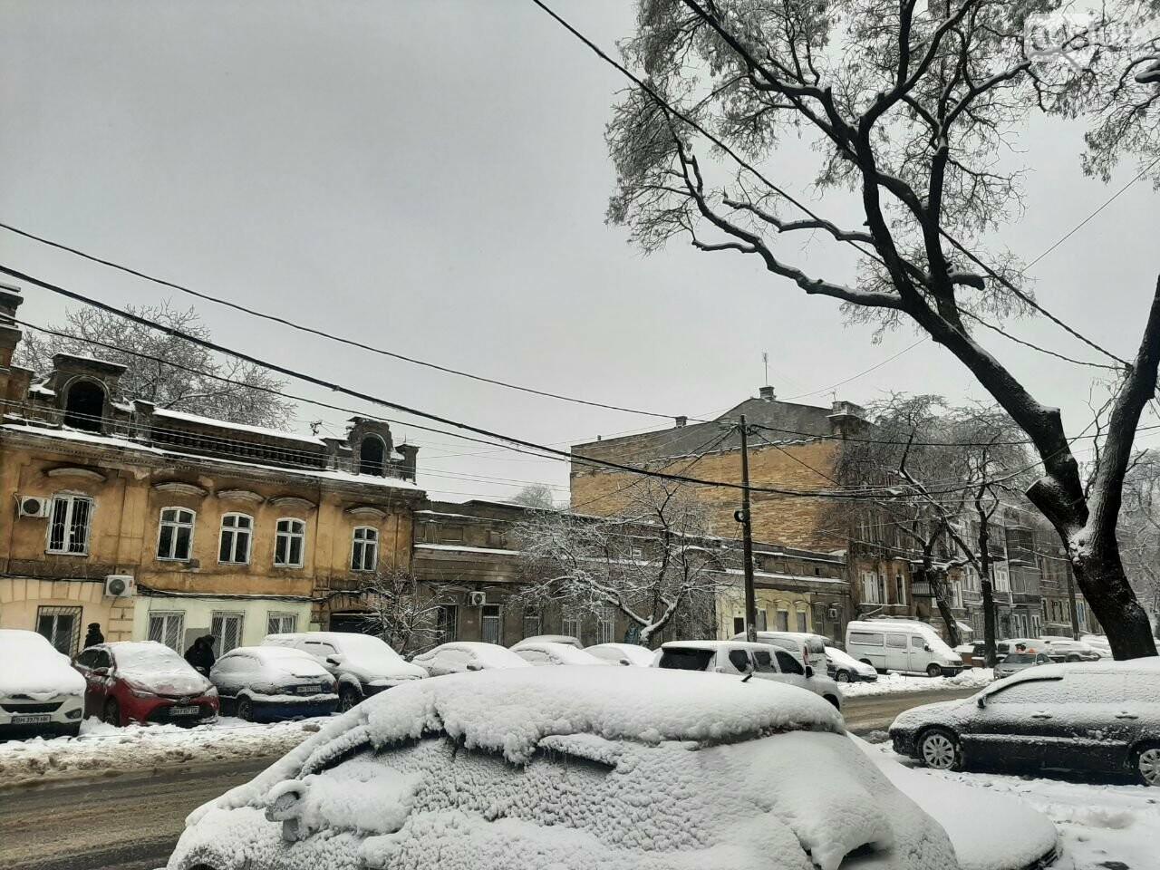 Последствия непогоды в Одессе, - ФОТОРЕПОРТАЖ, фото-1313