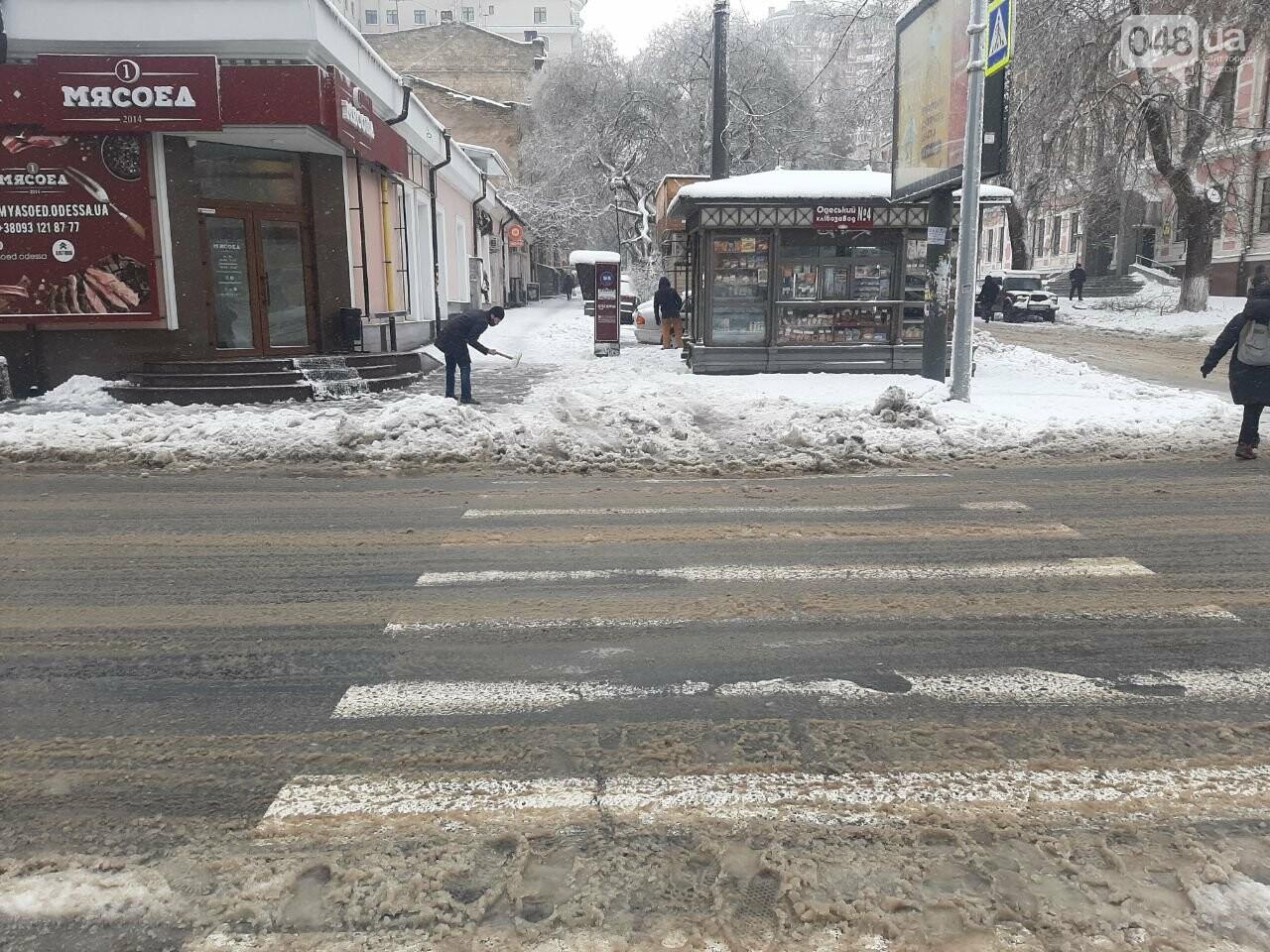 Последствия непогоды в Одессе, - ФОТОРЕПОРТАЖ, фото-22