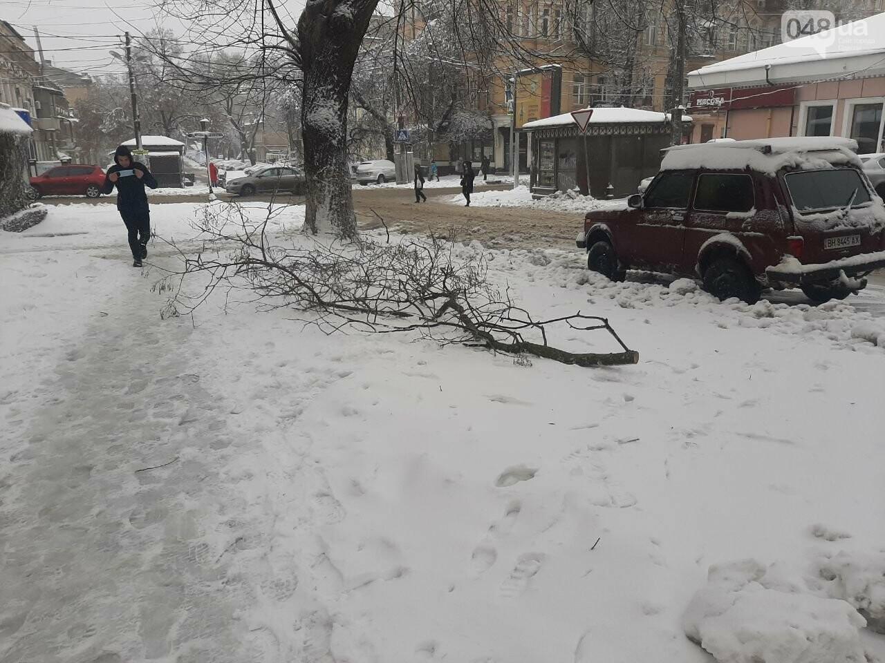 Последствия непогоды в Одессе, - ФОТОРЕПОРТАЖ, фото-1212