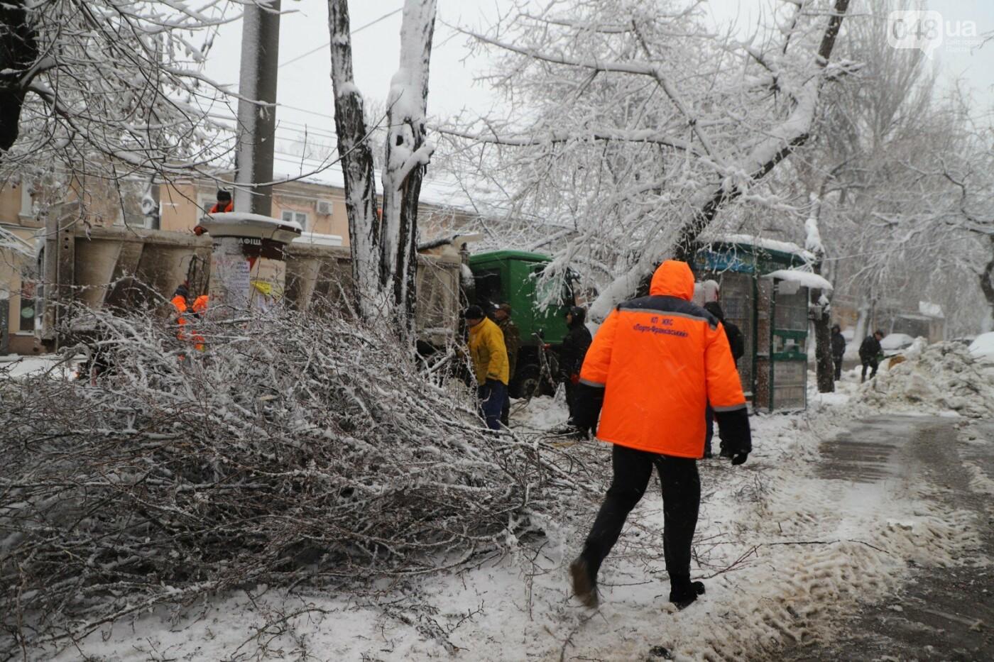Труханов попросил одесситов сидеть дома и не мешать работать коммунальщикам, - ФОТО, ВИДЕО, фото-1