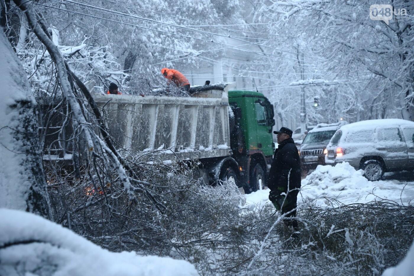 Труханов попросил одесситов сидеть дома и не мешать работать коммунальщикам, - ФОТО, ВИДЕО, фото-4