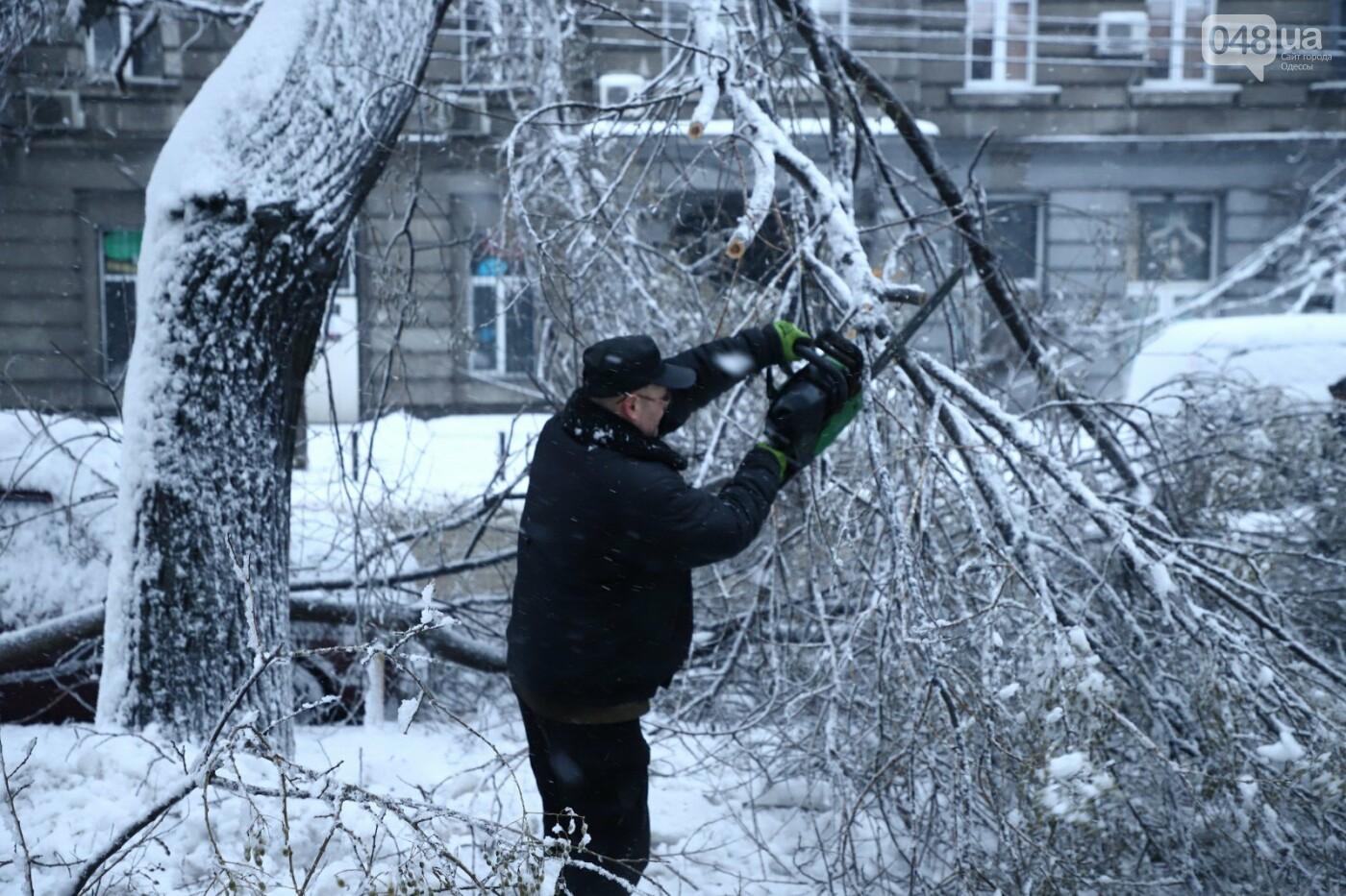 Труханов попросил одесситов сидеть дома и не мешать работать коммунальщикам, - ФОТО, ВИДЕО, фото-3