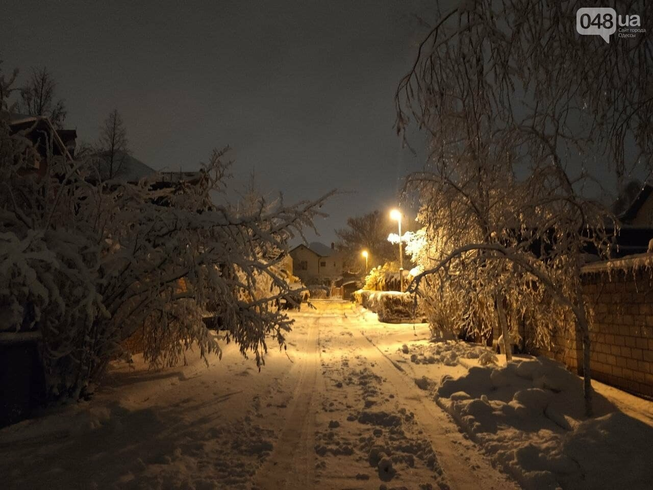 Зимняя сказка на одесской Рублевке: как выглядит Совиньон в снегу, - ФОТОРЕПОРТАЖ, фото-17