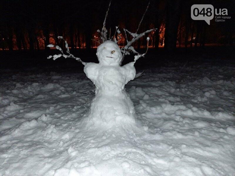 Одессу захватили снеговики, - ФОТОРЕПОРТАЖ , фото-15