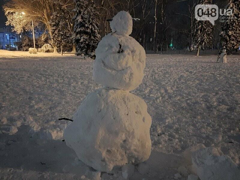 Одессу захватили снеговики, - ФОТОРЕПОРТАЖ , фото-21