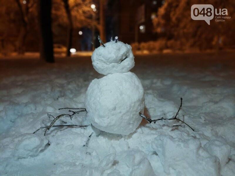 Одессу захватили снеговики, - ФОТОРЕПОРТАЖ , фото-23