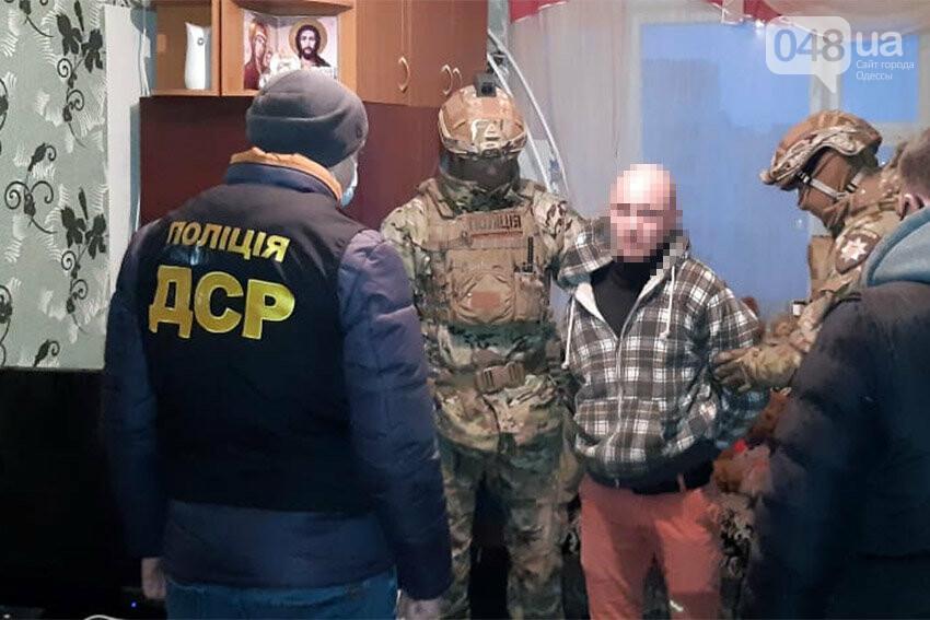Масштабная спецоперация в Одессе: разоблачили межрегиональную банду фальшивомонетчиков, фото-4, Полиция Одесской области