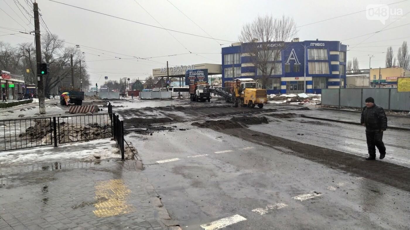 В Одессе закрыли один из самых оживленных участков дороги: ожидаются пробки - ФОТО, фото-8, ФОТО: Александр Жирносенко.
