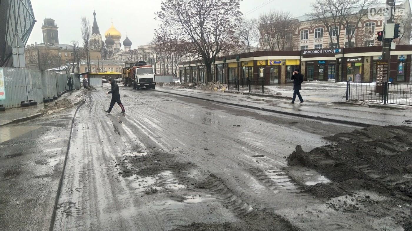 В Одессе закрыли один из самых оживленных участков дороги: ожидаются пробки - ФОТО, фото-17, ФОТО: Александр Жирносенко.