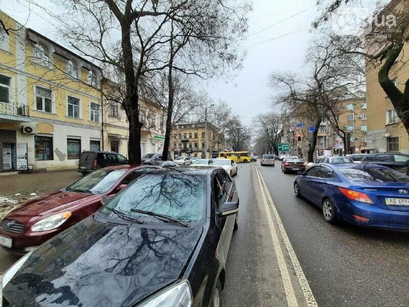 Троллейбус №2 можно не ждать: из-за ДТП в центре Одессы обр..., фото-44