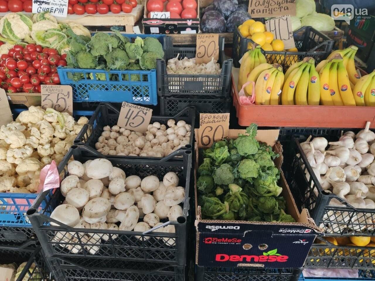 Грейпфрут, груши, вешенки: почем на одесском Привозе овощи и фрукты, - ФОТО, фото-1