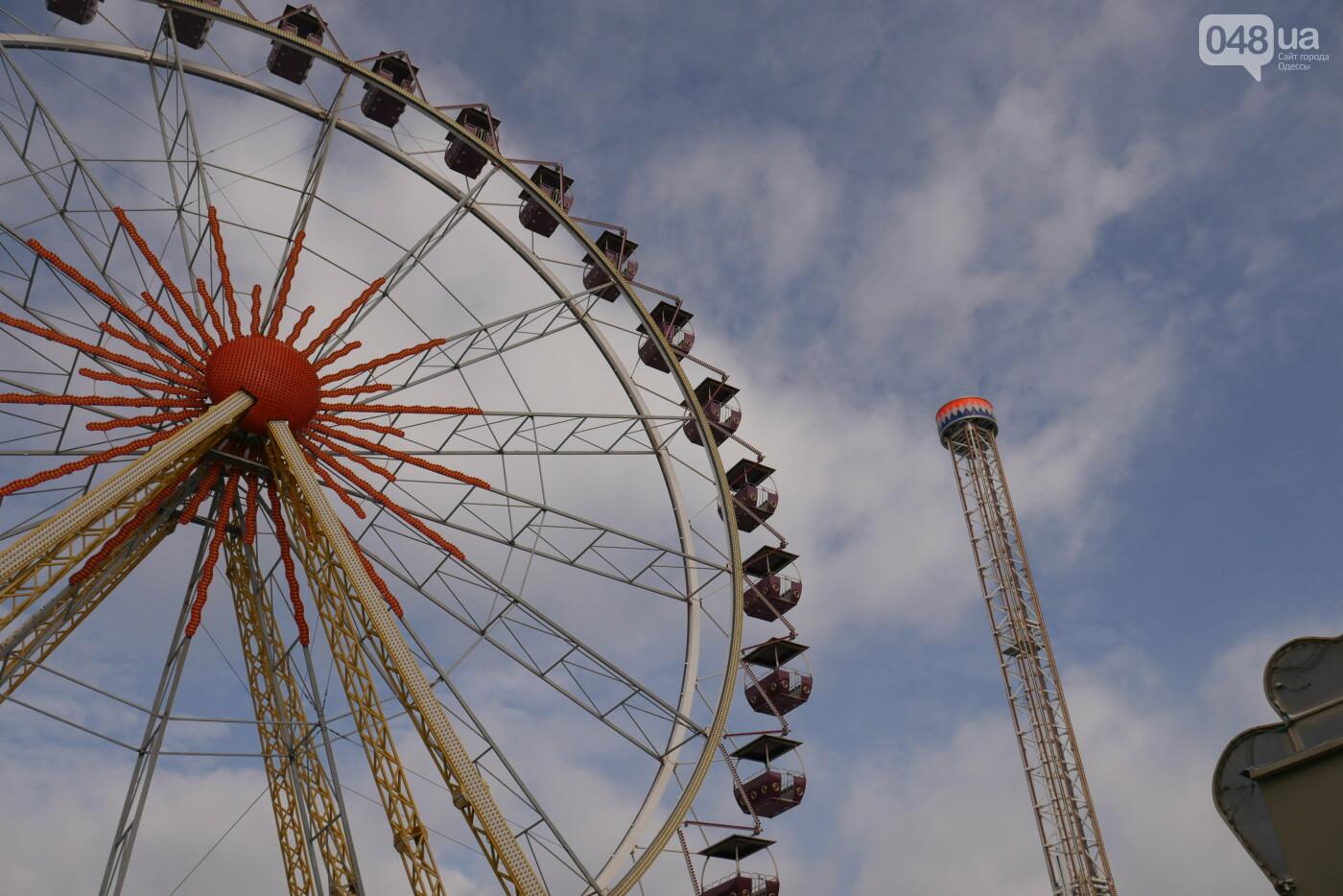 Фотопятница в Одессе: зимнее веселье в парке Шевченко, - ФОТОРЕПОРТАЖ, фото-1
