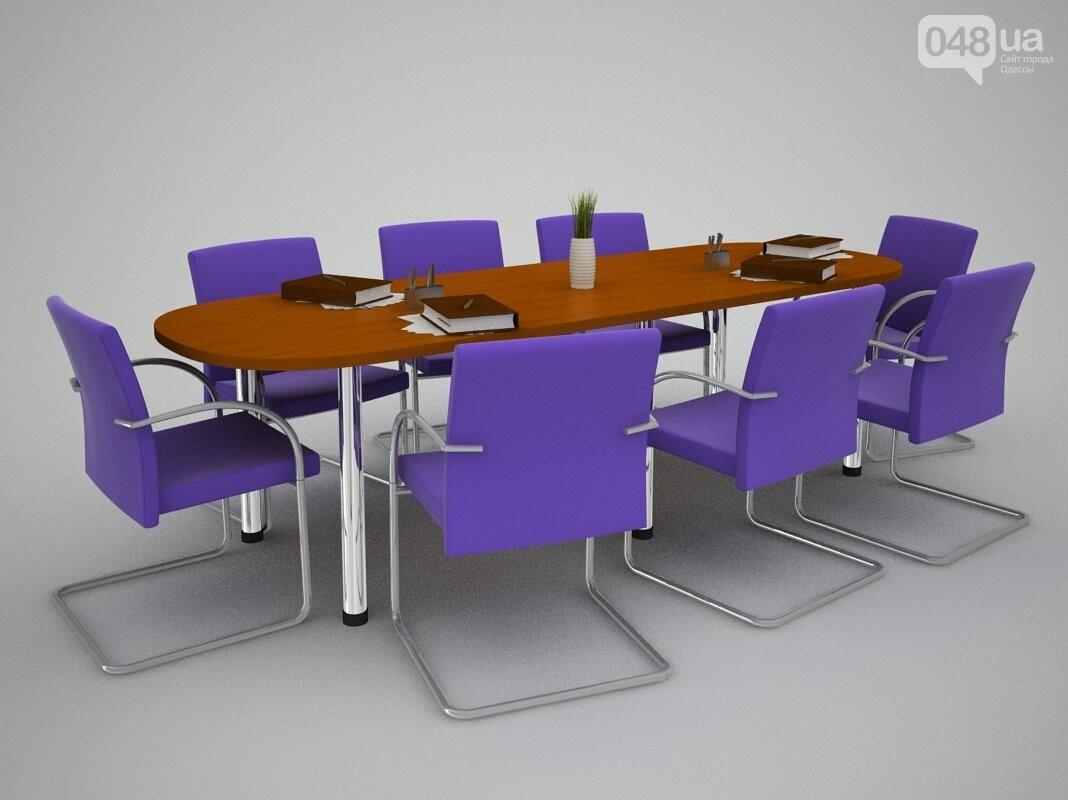 Разновидности офисных столов, фото-3