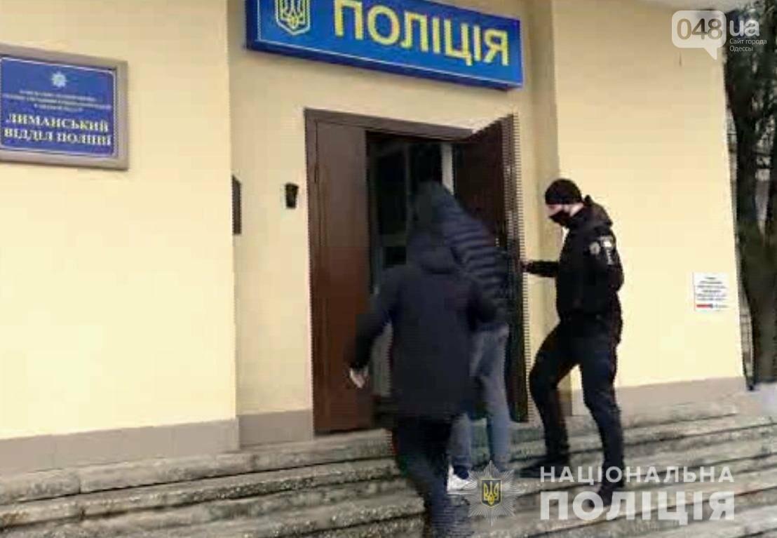 Оружие, наркотики и погоня: в Одессе задержали иностранного рецидивиста, - ФОТО, ВИДЕО, фото-3