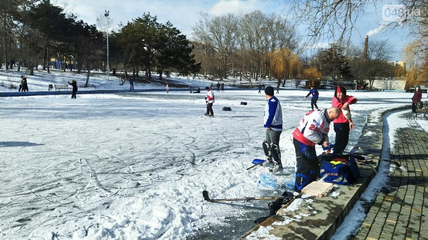 Фотопятница в Одессе: февральские морозы в Южной Пальмире, - ФОТО, фото-29, ФОТО: Александр Жирносенко