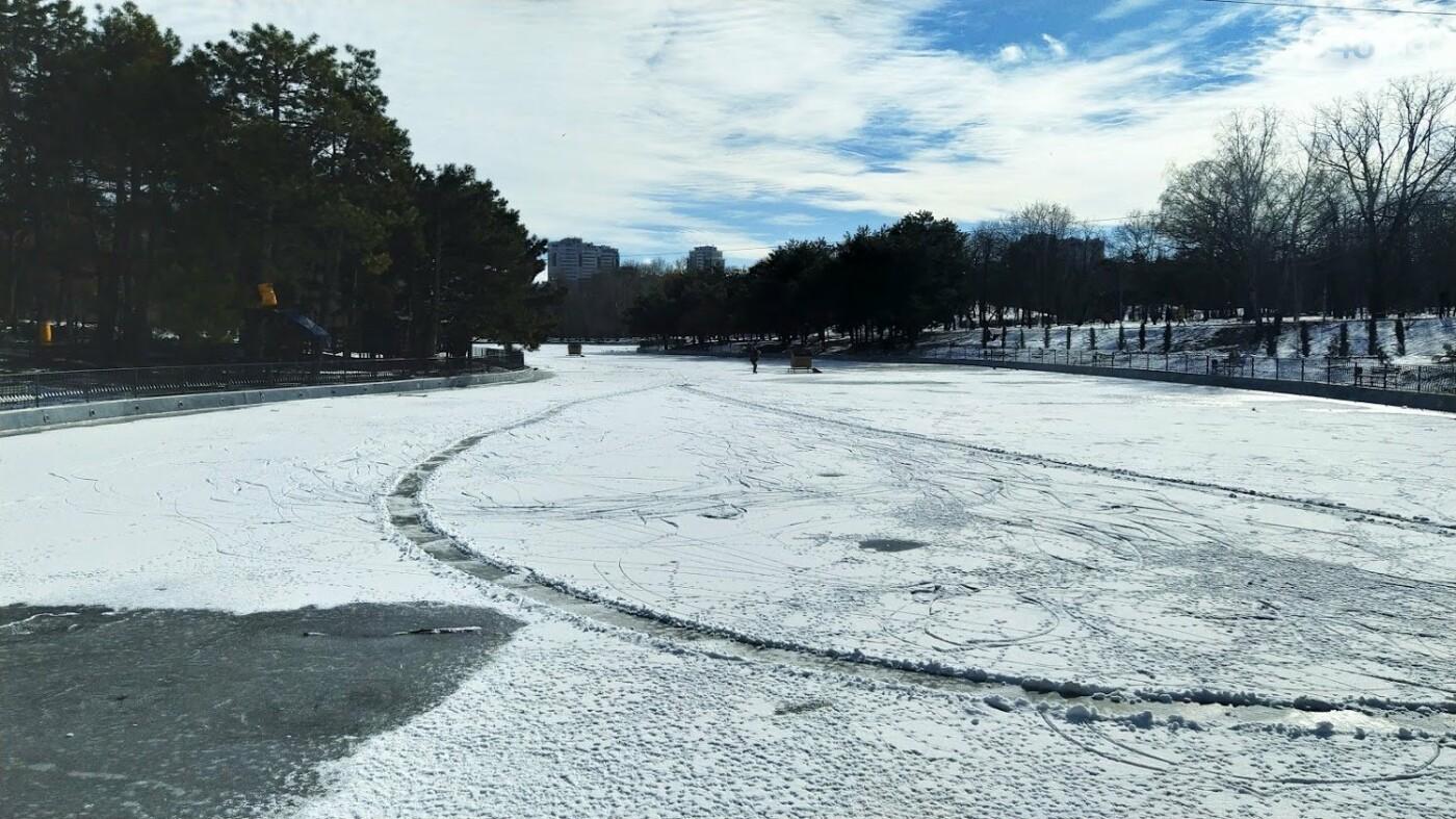 Фотопятница в Одессе: февральские морозы в Южной Пальмире, - ФОТО, фото-30, ФОТО: Александр Жирносенко