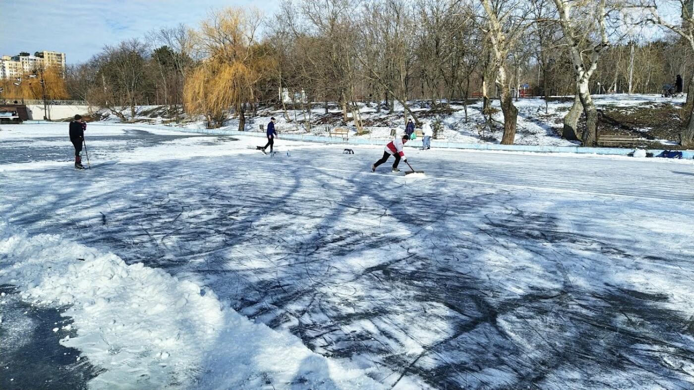 Фотопятница в Одессе: февральские морозы в Южной Пальмире, - ФОТО, фото-28, ФОТО: Александр Жирносенко