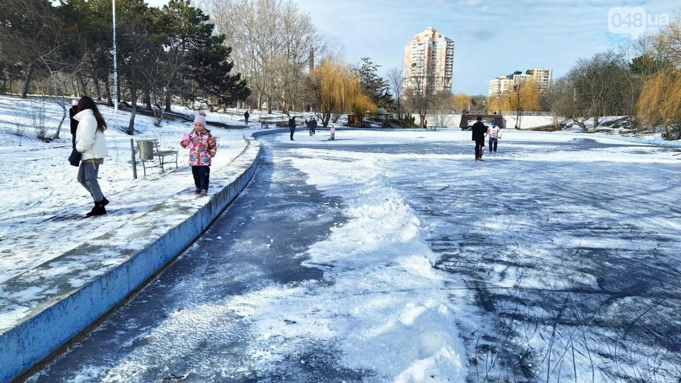 Фотопятница в Одессе: февральские морозы в Южной Пальмире, - ФОТО, фото-27, ФОТО: Александр Жирносенко