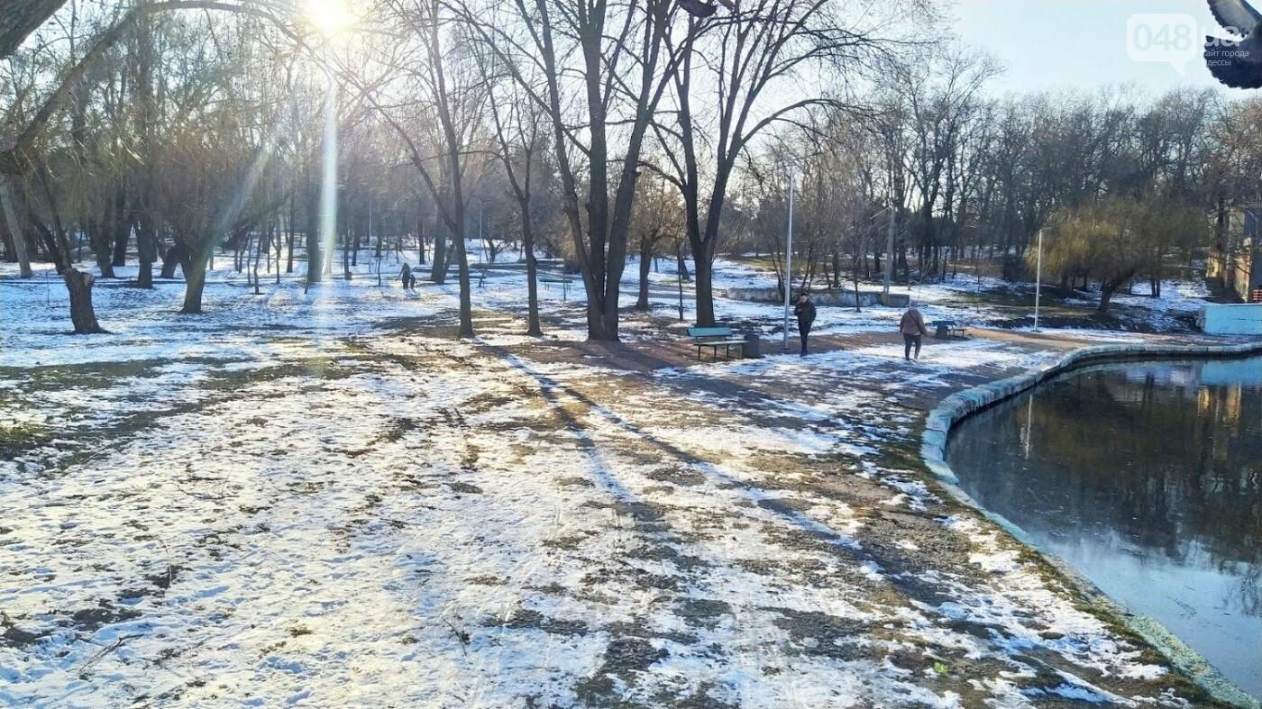 Фотопятница в Одессе: февральские морозы в Южной Пальмире, - ФОТО, фото-32, ФОТО: Александр Жирносенко