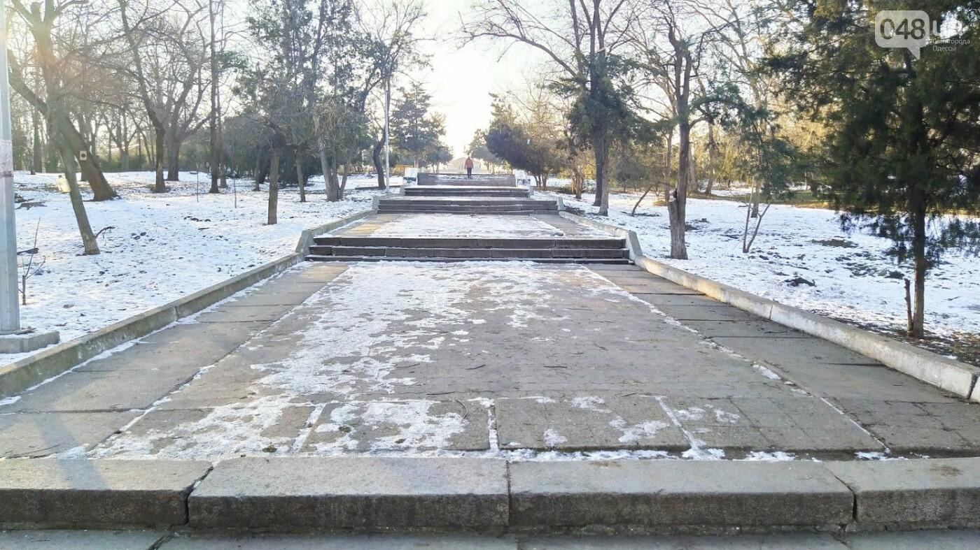 Фотопятница в Одессе: февральские морозы в Южной Пальмире, - ФОТО, фото-44, ФОТО: Александр Жирносенко