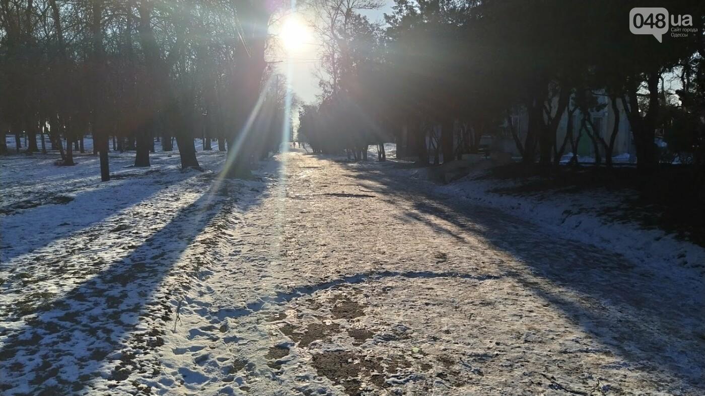 Фотопятница в Одессе: февральские морозы в Южной Пальмире, - ФОТО, фото-45, ФОТО: Александр Жирносенко
