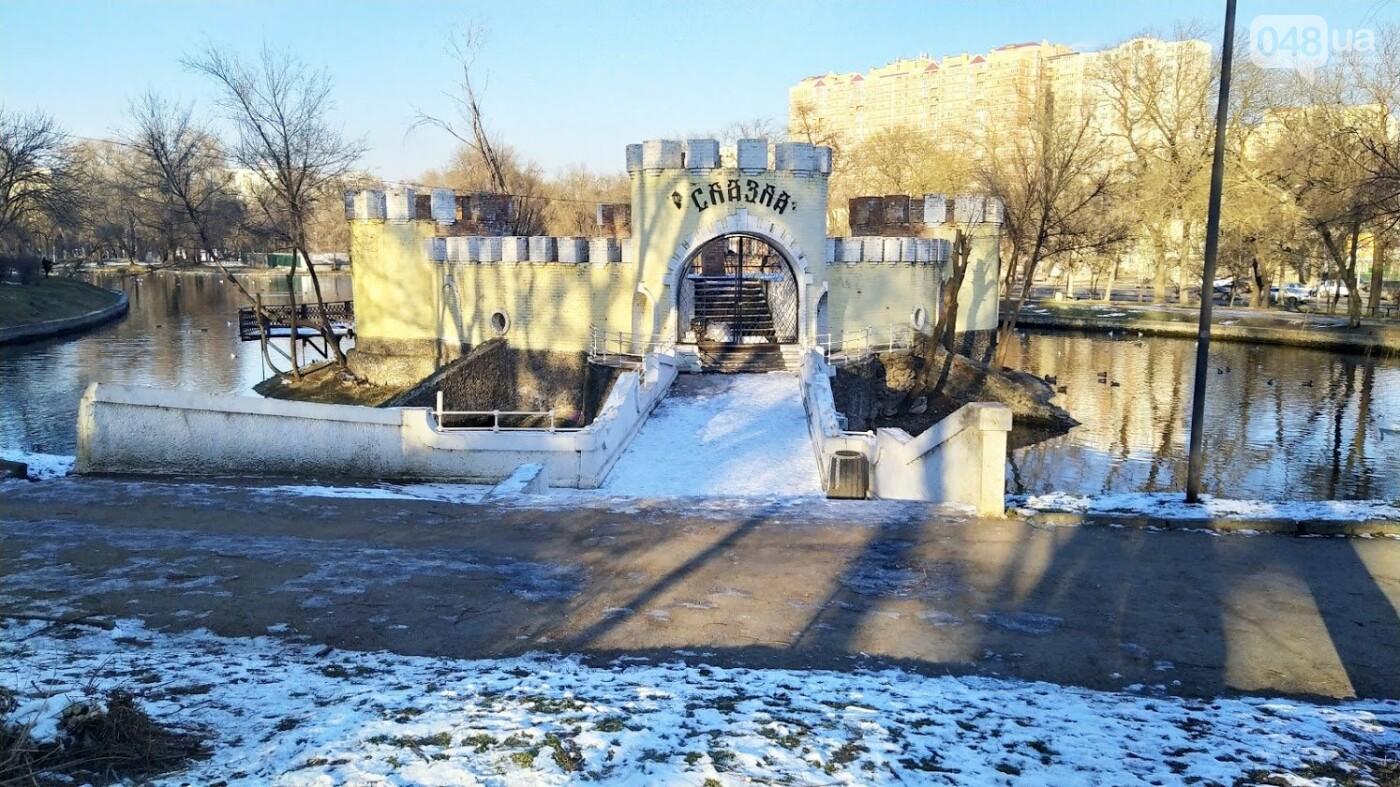 Фотопятница в Одессе: февральские морозы в Южной Пальмире, - ФОТО, фото-43, ФОТО: Александр Жирносенко