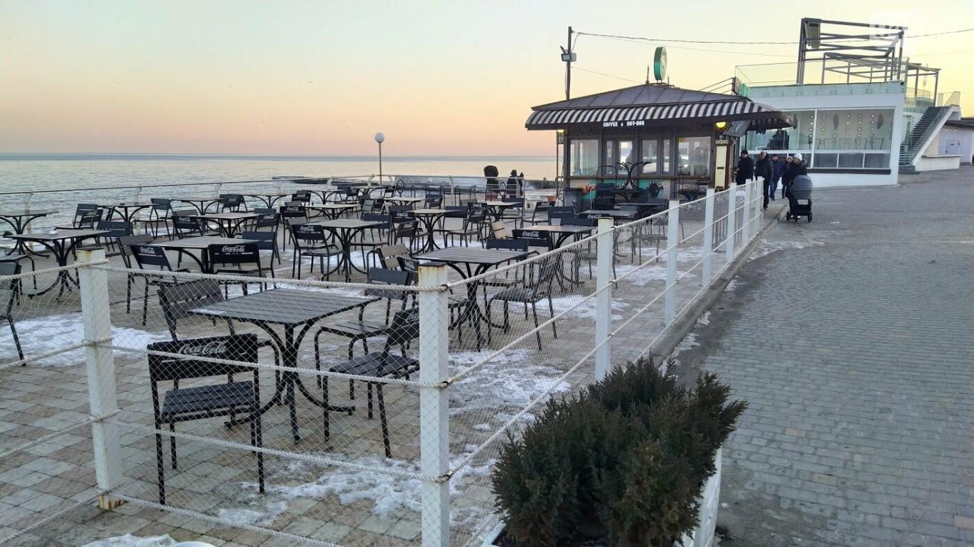 Фотопятница в Одессе: февральские морозы в Южной Пальмире, - ФОТО, фото-2, ФОТО: Александр Жирносенко
