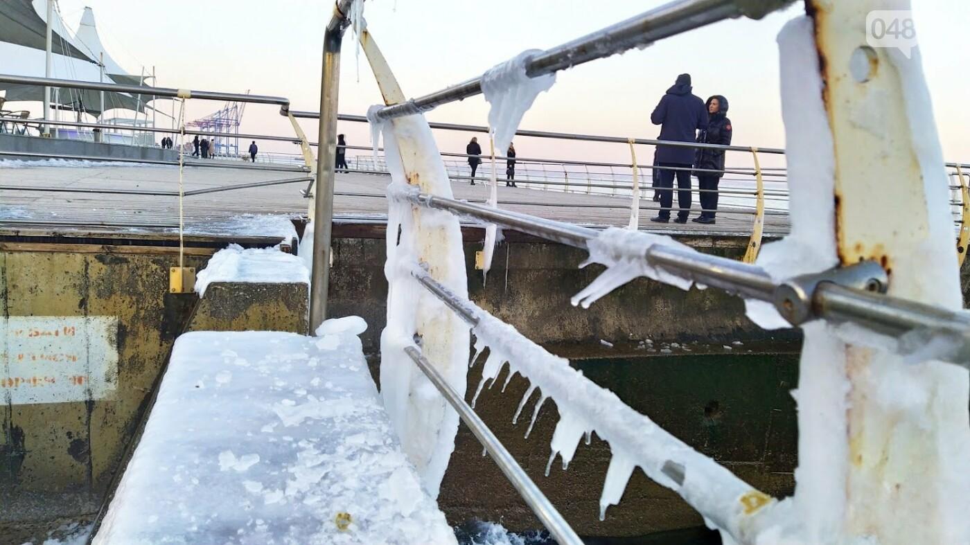 Фотопятница в Одессе: февральские морозы в Южной Пальмире, - ФОТО, фото-3, ФОТО: Александр Жирносенко