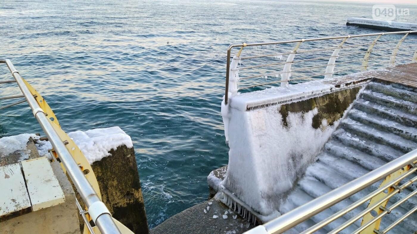 Фотопятница в Одессе: февральские морозы в Южной Пальмире, - ФОТО, фото-5, ФОТО: Александр Жирносенко