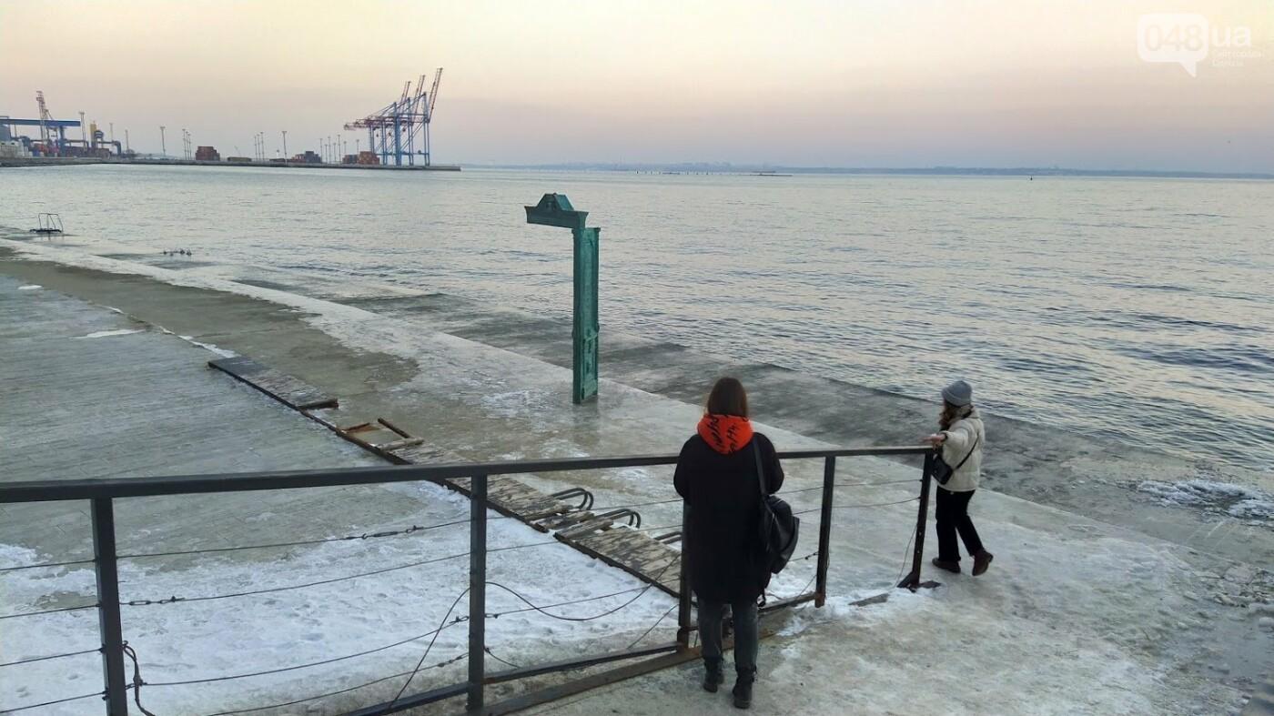 Фотопятница в Одессе: февральские морозы в Южной Пальмире, - ФОТО, фото-13, ФОТО: Александр Жирносенко