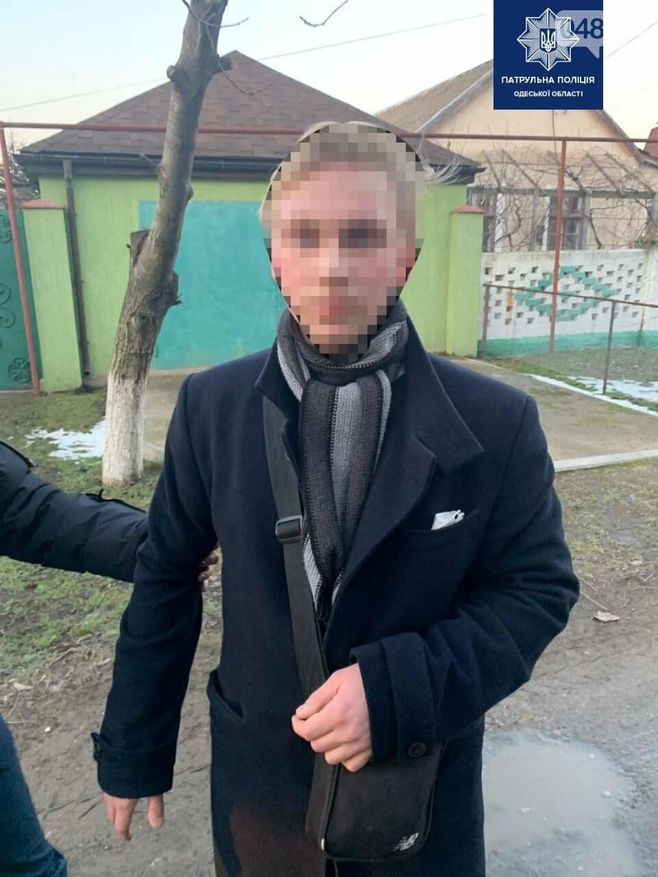 В Одессе закладчики предложили патрульным взятку 20 тысяч гривен, - ФОТО, фото-3