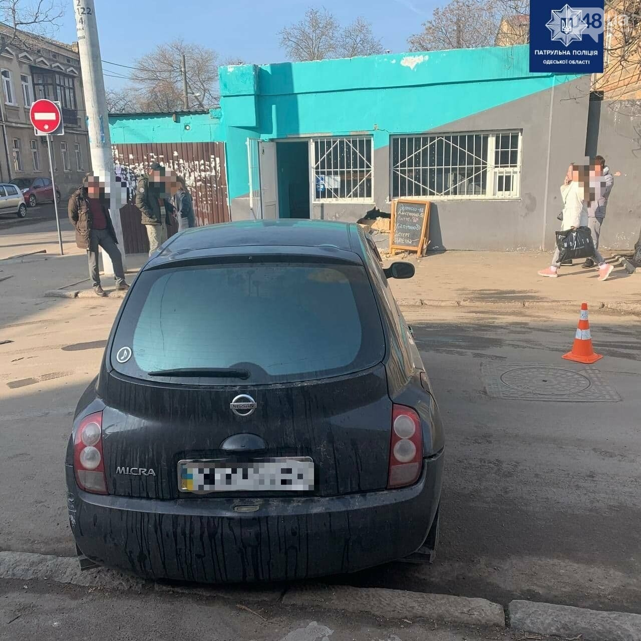 В Одессе в ДТП пострадало двое несовершеннолетних, - ФОТО, фото-2