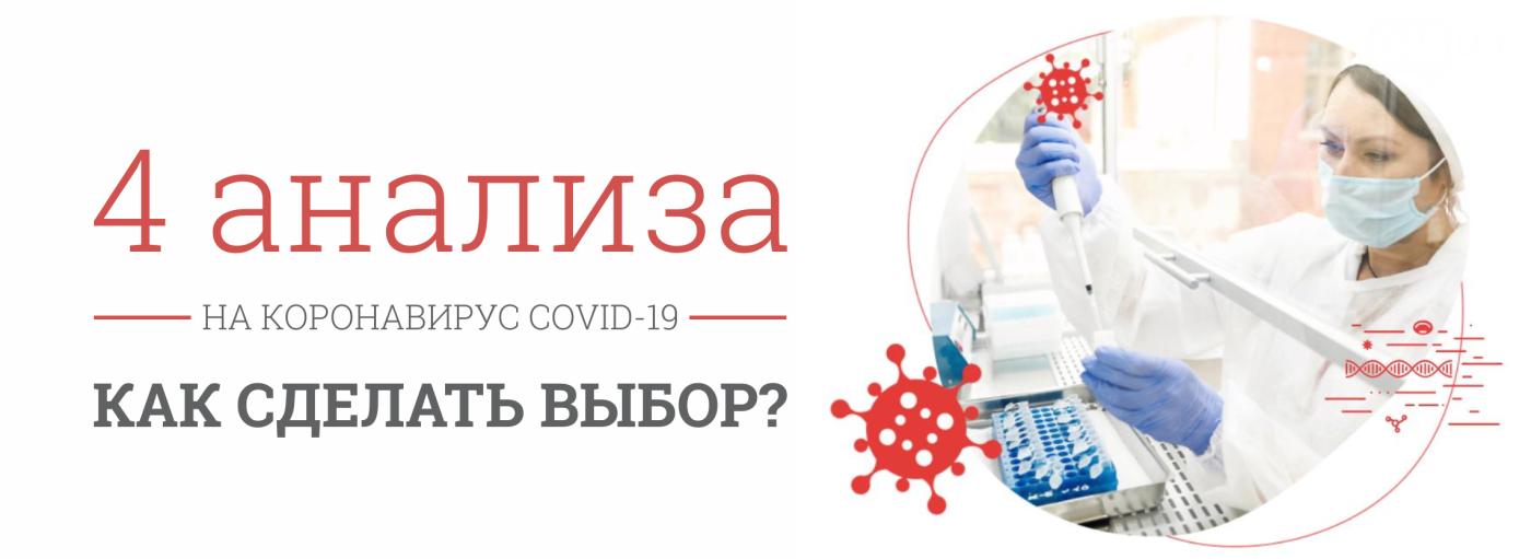 4 анализа на коронавирус – как сделать правильный выбор?, фото-1