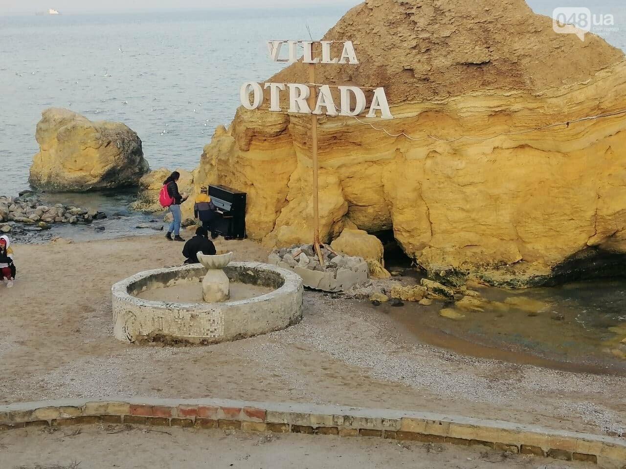 Пианино на Отраде: В Одессе на пляже звучит музыка,- ФОТО, ВИДЕО , фото-3