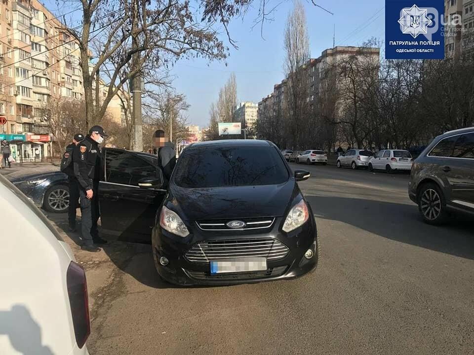 В Одессе группа лиц с оружием напала на мужчину: один подозреваемый задержан, - ФОТО, фото-2