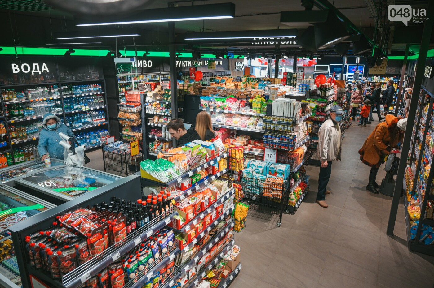 «ТАВРИЯ В» відкриває магазин у новому концепті, фото-2