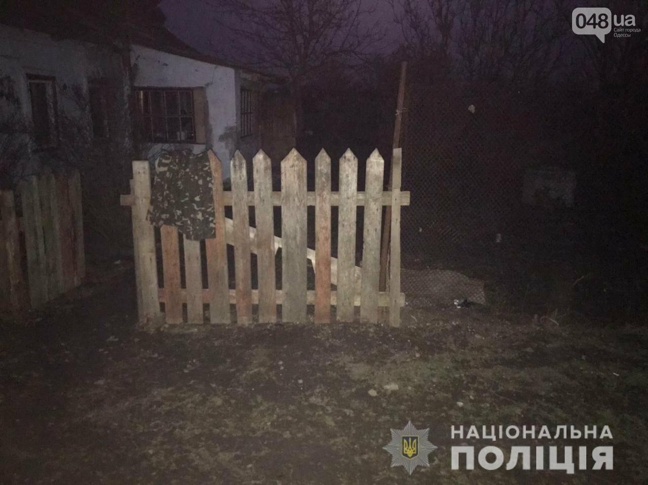 В Одесской области распитие алкоголя закончилось кровопролитием, - ФОТО, фото-2