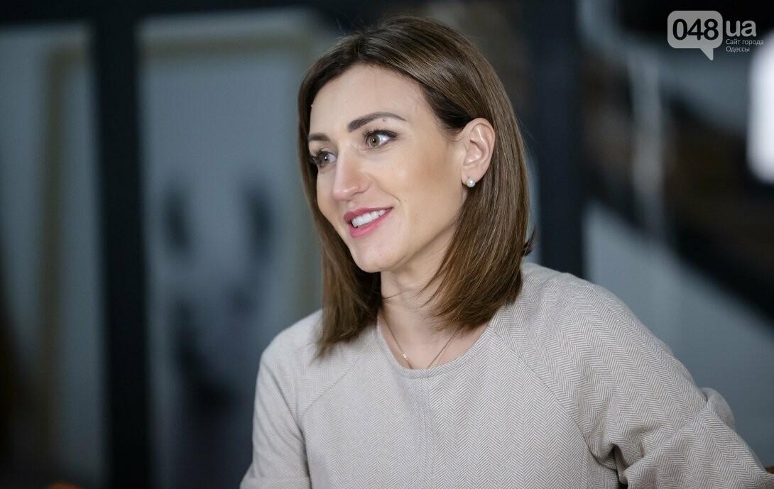 Татьяна Плачкова: В Измаиле открылась новая приемная ОП-ЗЖ, фото-1