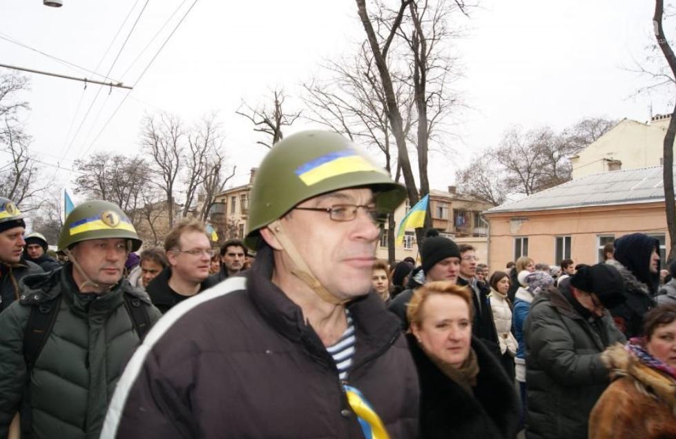"""Марш мира в Одессе: как семь лет назад одесситы сказали Путину """"Геть!"""",- ФОТО, ВИДЕО, фото-12"""