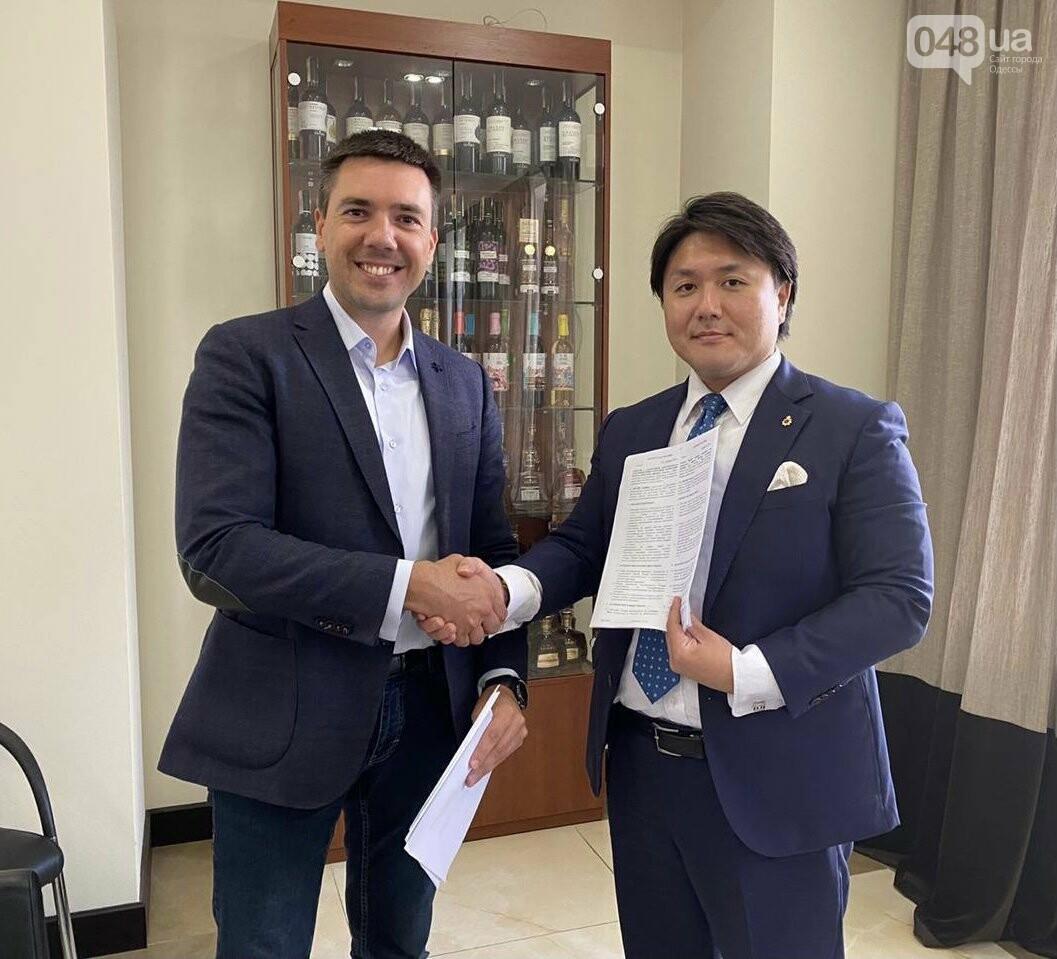 Украинские вина SHABO вышли на рынок Японии, фото-1