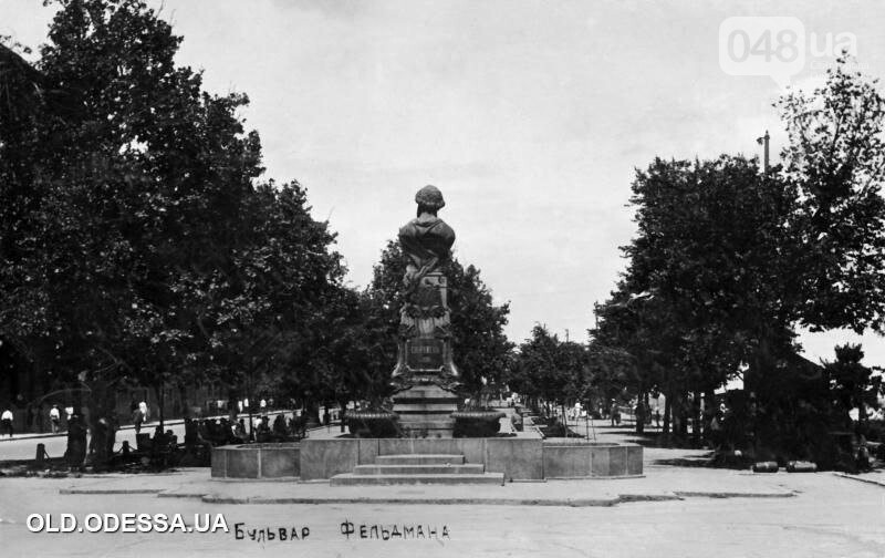 Приморский бульвар в Одессе сегодня и много лет назад: подборка фотографий, - ФОТО , фото-5