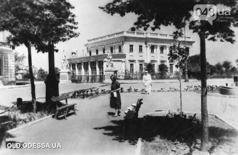 Приморский бульвар в Одессе сегодня и много лет назад: подборка фотографий, - ФОТО , фото-37