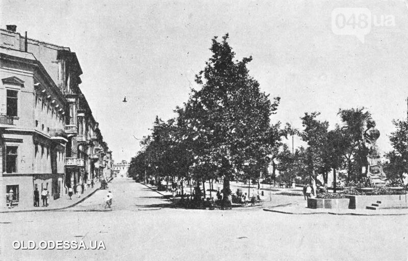 Приморский бульвар в Одессе сегодня и много лет назад: подборка фотографий, - ФОТО , фото-3