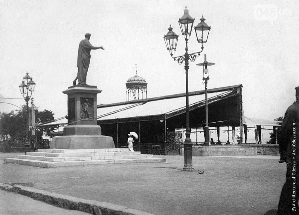 Приморский бульвар в Одессе сегодня и много лет назад: подборка фотографий, - ФОТО , фото-21